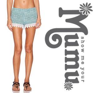 Show Me Your Mumu Bri Lacey Short Size Medium